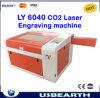 Máquina de grabado del laser del CO2 de LY 6040