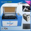 Лазер вырезывания цены 6040 автомата для резки лазера СО2 CNC Shenzhen миниый/лазер/CNC