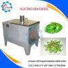 バルサムナシまたはきゅうりまたはナスまたはロータスルートスライサー機械(スライス機械)