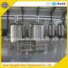equipo micro de la cervecería 600L para la venta, fabricación de la cerveza comercial