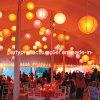 8 linterna de papel dulce chino para decoración de la boda