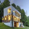 Het lichte Mobiele Huis van de Structuur van het Staal met Trede