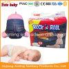 Tecido do bebê da amostra livre, fábrica dos produtos do bebê de China, tecido descartável do bebê