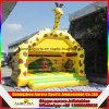 casa de salto inflável personalizada PVC do Bouncer inflável de 0.55mm