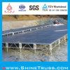 AluminiumStage Platform für Performance
