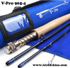 30t+36t SK Carbon PRO Fly Fishing Rod
