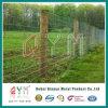 オーストラリアニュージーランドの牧草地網または動物の塀か農場の塀