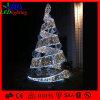 LED-Feiertags-Dekoration PVC-gewundene Weihnachtsbaum-Leuchte