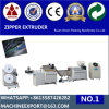 Line Zipper Extruding Machine Zip Extruder Machine