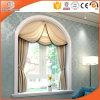 Weiße Farben-Aluminiumflügelfenster Windows mit Hartglas, hölzernes Farben-Flügelfenster-Fenster für Schlafzimmer/Küche
