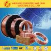Alambre de soldadura del alambre de soldadura de Er50-G Er70s-G para las costuras excelentes de la soldadura