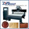 Taglio di legno di CNC 3D e macchina per incidere