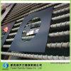 el panel de cristal endurecido rectangular de 4m m para la cocina con ISO&CCC