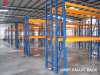 Cremalheira logística do Palleting de System& do racking de equipamento