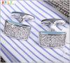Cufflinks van de kleding de Eenvormige Manchetknopen Hlk30959 van Overhemden