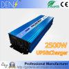 Inverseur d'alimentation AC de C.C d'UPS 2500W pour la batterie solaire