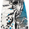 Mens Boardshorts da fissura da explosão do Fox