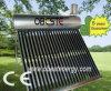 Chauffe-eau solaire pressurisé par fente d'Obest (OEC58A20)