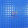 青いガラスプールのモザイク(CFC120)