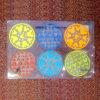 Caboteur mou promotionnel en plastique de tasse de silicone de qualité (CO-027)