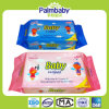 100% Bambus Fiber Wipes Hypoallergenic, Bleach und Fragrance Free