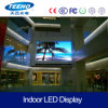 Precio barato P7.62 1/16s RGB de interior que hace publicidad del panel del LED