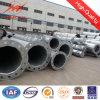 Zeile der Übertragungs-10kv Stahl Pole