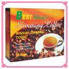 OEM/ODM amincissant le café, le meilleur café de Brésilien d'action