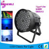 Nieuwe RGB 72PCS 3watt LED PAR Light voor Stage Effect