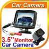 Tissu de maille de secours de Systemses d'appareil-photo de la couleur Monitor+Car de Rearview d'inverse de voiture d'affichage à cristaux liquides de TFT Ca3.5 (chaîne tricotée) (K93)