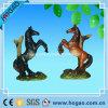 Decorazione del Figurine del cavallo di Polyresin