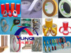 Polyester-Silikon-Band, Klebeband, selbsthaftendes Hochtemperaturkreppband