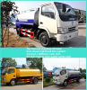 Camion de réservoir d'eau de l'empattement 5000liters de Dongfeng 4X2 LHD 3300mm