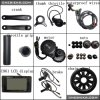 48V 350W BBS01 Bafang 8fun Motor MID Drive Kits voor Electric Bike