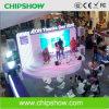 Exhibición de LED de interior a todo color del alquiler de Chipshow P3.33 para la etapa
