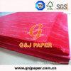 Coutume bon marché chinoise de Chese imprimée enveloppant le papier de soie de soie