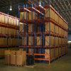 Racking industrial pesado da pálete do dever do armazém de armazenamento