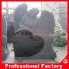 De Grafsteen van de Engel van het graniet met het Monument van de Engel van de Grafsteen van de Engel