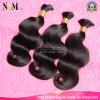 Большое часть волос естественной девственницы вязания крючком большого части человеческих волос Dyeable цвета волос Unprocessed европейское