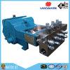 Pompe à piston à haute pression de jet d'eau (PP-142)