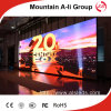 P8 Outdoor Full Color Advertizing LED Display Screen