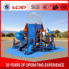 옥외 2017명의 아이들 또는 실내 운동장 활주 운동 장비 OEM/ODM 순서는 Acceptalbe PE 격판덮개 시리즈 HD16-173A이다