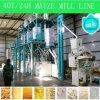 Farinha do milho que faz a máquina para Ugali, Fufu em África