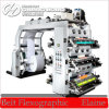 6-kleur PE Bag Flexographic Printing Machine (CJ886-600)