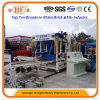 Máquina de fatura de tijolo Full-Automatic da cavidade do cimento (QT8-15D)