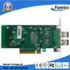 10g PCI Express Dual Port Server Nic, 10g Workstation Application 근거리 통신망 Card