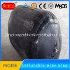 Ballon en caoutchouc gonflable pour la canalisation