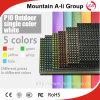 P10 module simple extérieur de la couleur LED, panneau de LED, panneau de LED