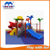Heißes Children Outdoor Playground und Plastic Children Playground für Kids Txd16-Hoi106A