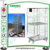 El cinc del almacenaje de alambre lamina la jaula